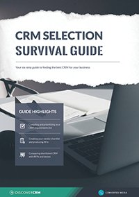 CRM selection survival guide