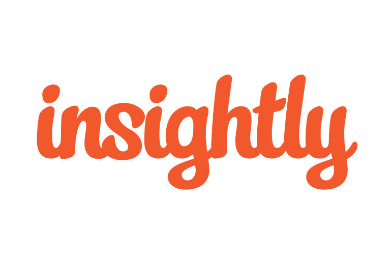 Insightly logo - Outlook CRM features