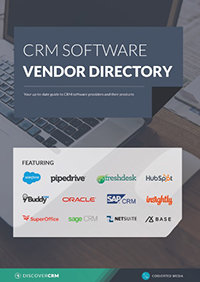 CRM software vendor directory