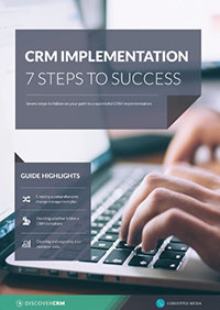 CRM implementation guide - thumbnail