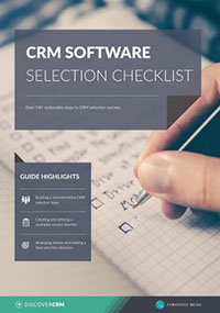 crm selection checklist - thumbnail 200